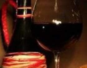 Технологія приготування вина з черемхи фото