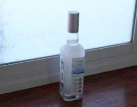 Температура замерзання горілки 40 градусів фото
