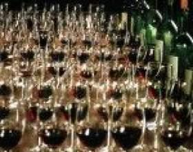 Види і цілі дегустації вина фото