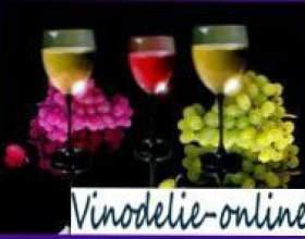 Види виноградних вин фото