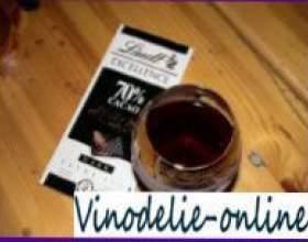 Вино і шоколад продовжують життя фото