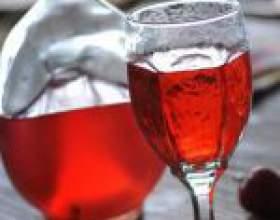 Вино з глоду в домашніх умовах фото