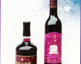 Вино з глоду фото