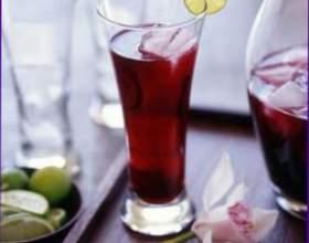 Вино з квіток бузини фото