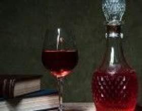 Вино з лохини в домашніх умовах фото