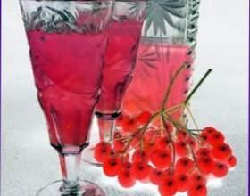 Вино з горобини фото