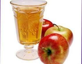 Вино з сушених яблук фото