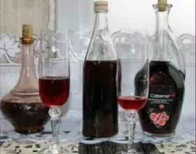 Вино з варення фото