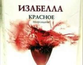 Вино «ізабеллфото