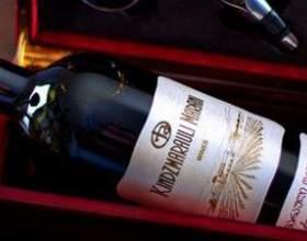 Вино кіндзмараулі: як відрізнити підробку фото