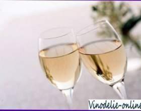 Виноградно-яблучне вино фото