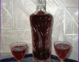 Вишневе вино фото