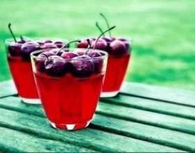 Вітамінний концентрат - вишневий сік! фото