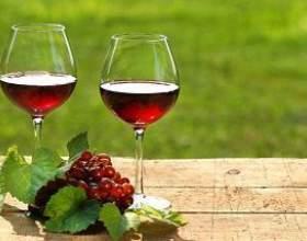 Смачне і корисне вино з калини фото