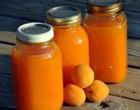 Смачний і корисний абрикосовий сік фото