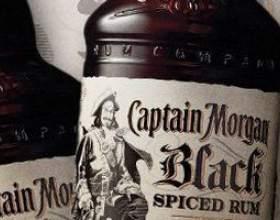 Вибираємо сорт рому: капітан морган чорний пряний фото