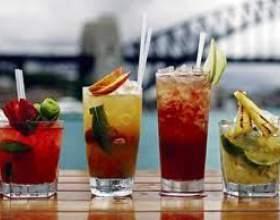 Алкогольні коктейлі з горілкою фото