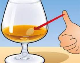 Як правильно пити коньяк фото