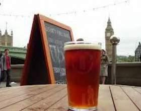 Пиво англійське фото