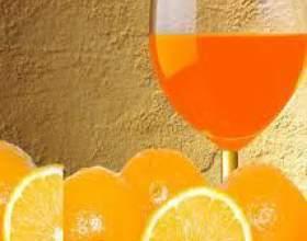 Вино з апельсинів фото