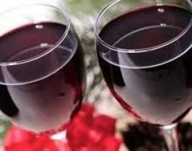 Вино з черноплодки фото