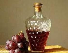Виноградний лікер фото